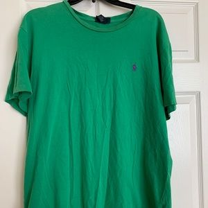 Green Polo T-shirt